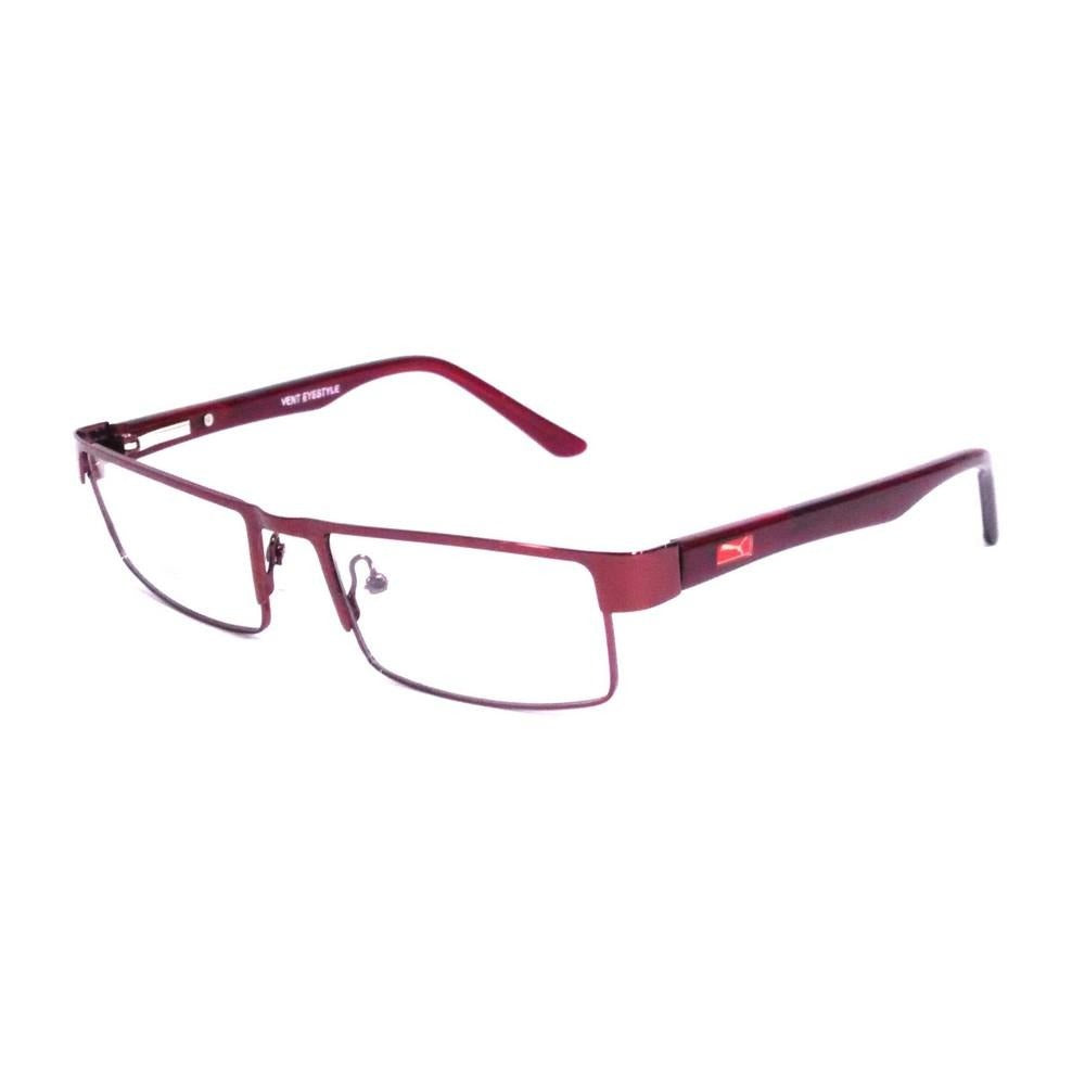 Blue Light Blocker Computer Glasses Anti Blue Ray Eyeglasses VE5601RD - GlassesIndia