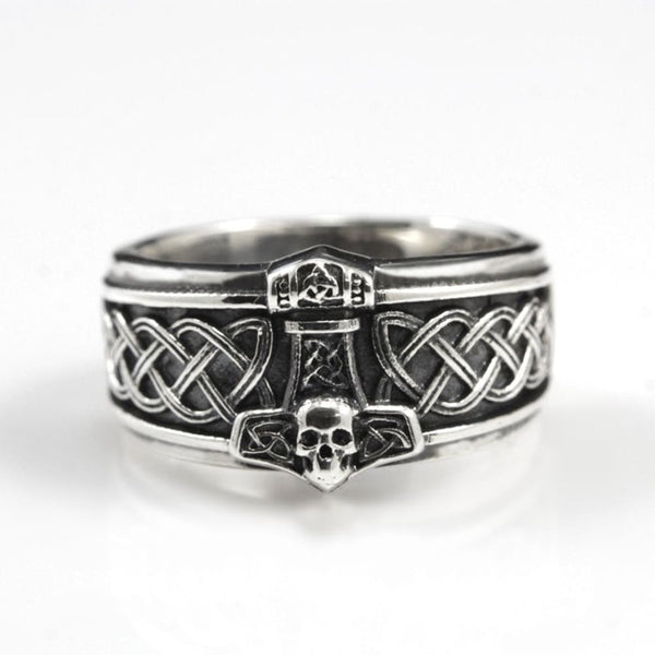 Bague Viking Jarl | Horde Viking