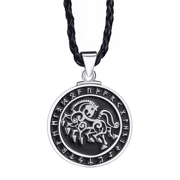Collier Cheval Viking Sleipnir