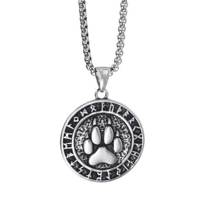 Collier Patte de Loup