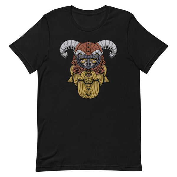 T-shirt Casque Viking