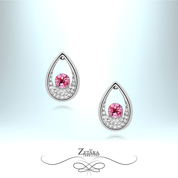 Crystal Earrings Collection -  Costume Jewellery