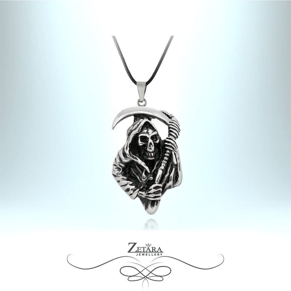 Zetara MAN - Grim Reaper Neck Chain