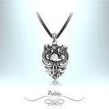 Zetara MAN - Dragon Family Crest Neck Chain