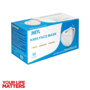 Certified KN95 Face Mask