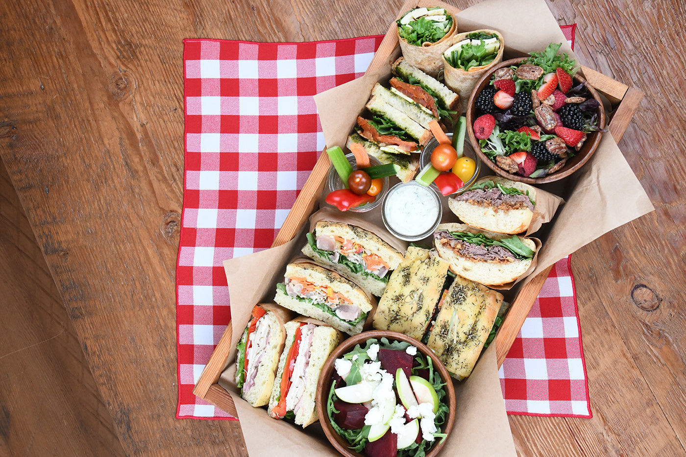 Picnics by Savoury City Catering