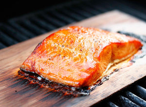 CARIBBEAN SALMON (6 oz x 2 filets) - Savoury City Catering