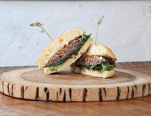 Roast Beef | Deluxe Sandwich Picnic for Two - Savoury City Catering