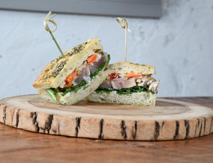 Seared Tuna | Deluxe Sandwich Picnic for Two - Savoury City Catering
