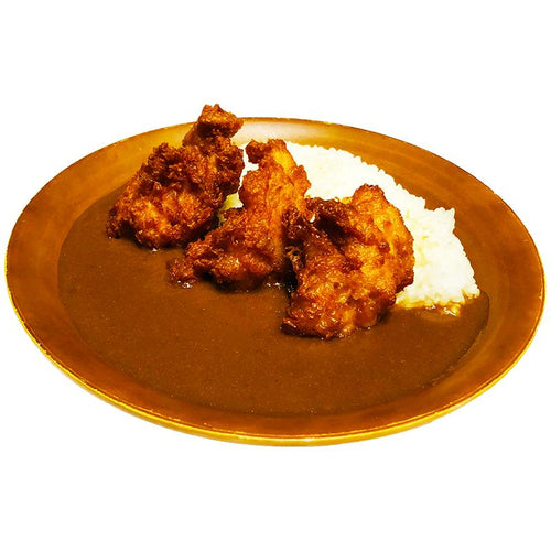 $10 Promotion - Chicken Karaage Curry (3pcs) - Hokkaido Marche