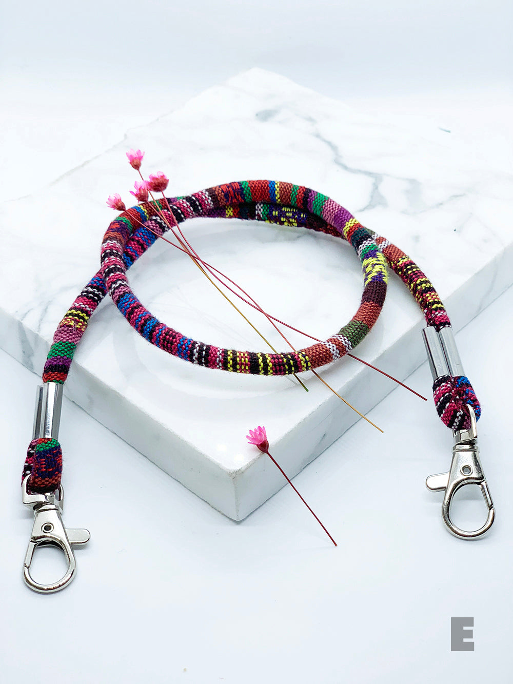 Colorful Lanyards for Masks