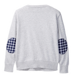 Load image into Gallery viewer, LOFT604 - Unique Pattern Crew Neck Pullover