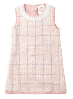 Load image into Gallery viewer, Little Charberry - Luxurious Elegant Plaid Dress
