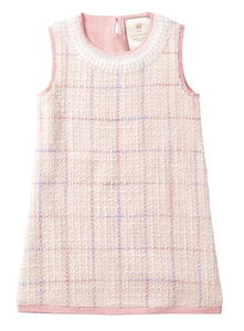 Little Charberry - Luxurious Elegant Plaid Dress