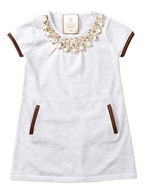 Load image into Gallery viewer, Little Charberry - Luxurious Embellished Bib Dress