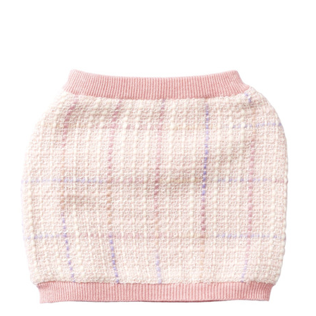 Little Charberry - Luxurious Elegant Plaid Skirt