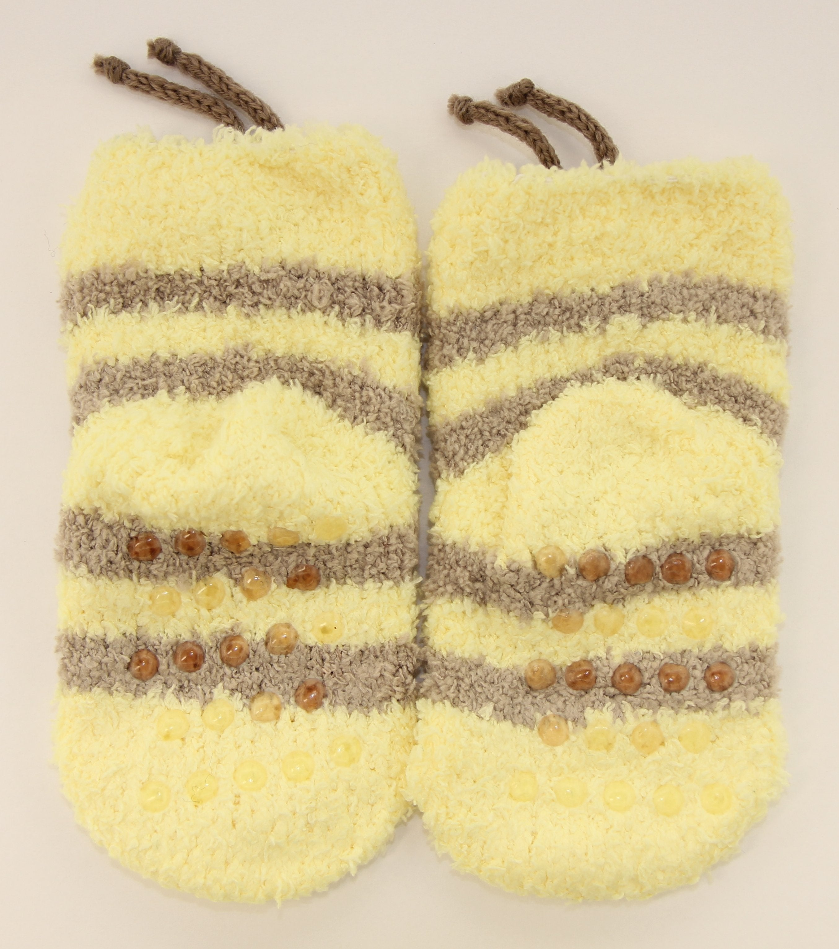 Baby Bumble Bee Socks in a Box for Toddlers