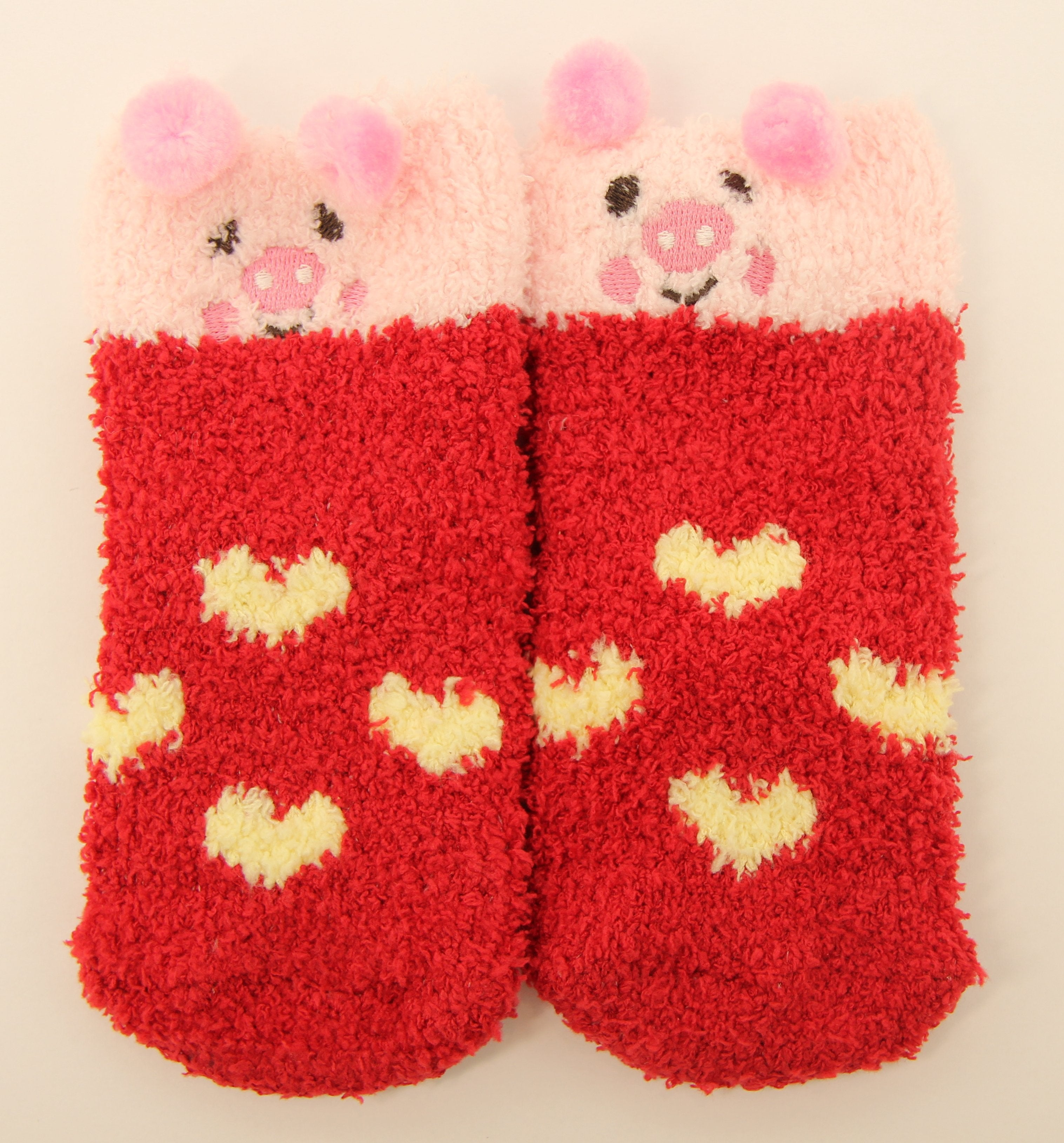 Baby Piggie Socks in a Box for Toddlers