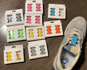 Magnetic Snap Handsfree magnetic shoelaces