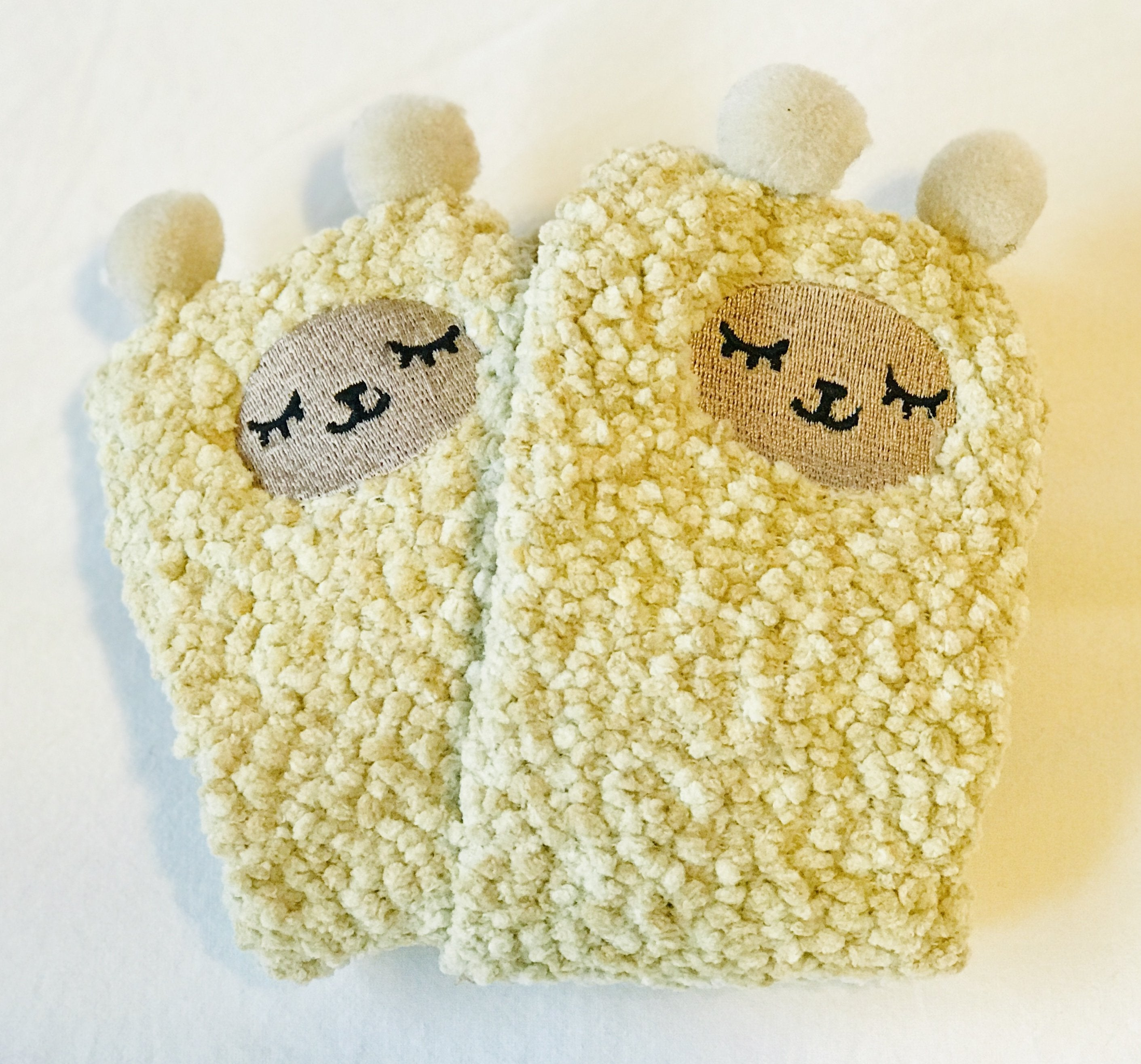 Comfy Sheep Socks in a Box