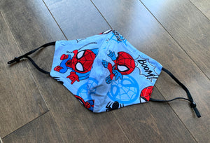 Designer Mask - Cool - Spiderman