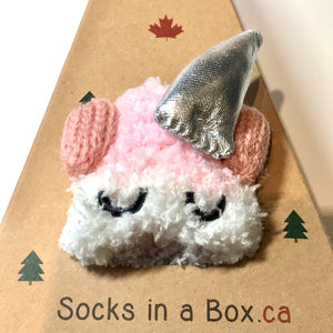 Unicorn Socks in a Box for Young Children