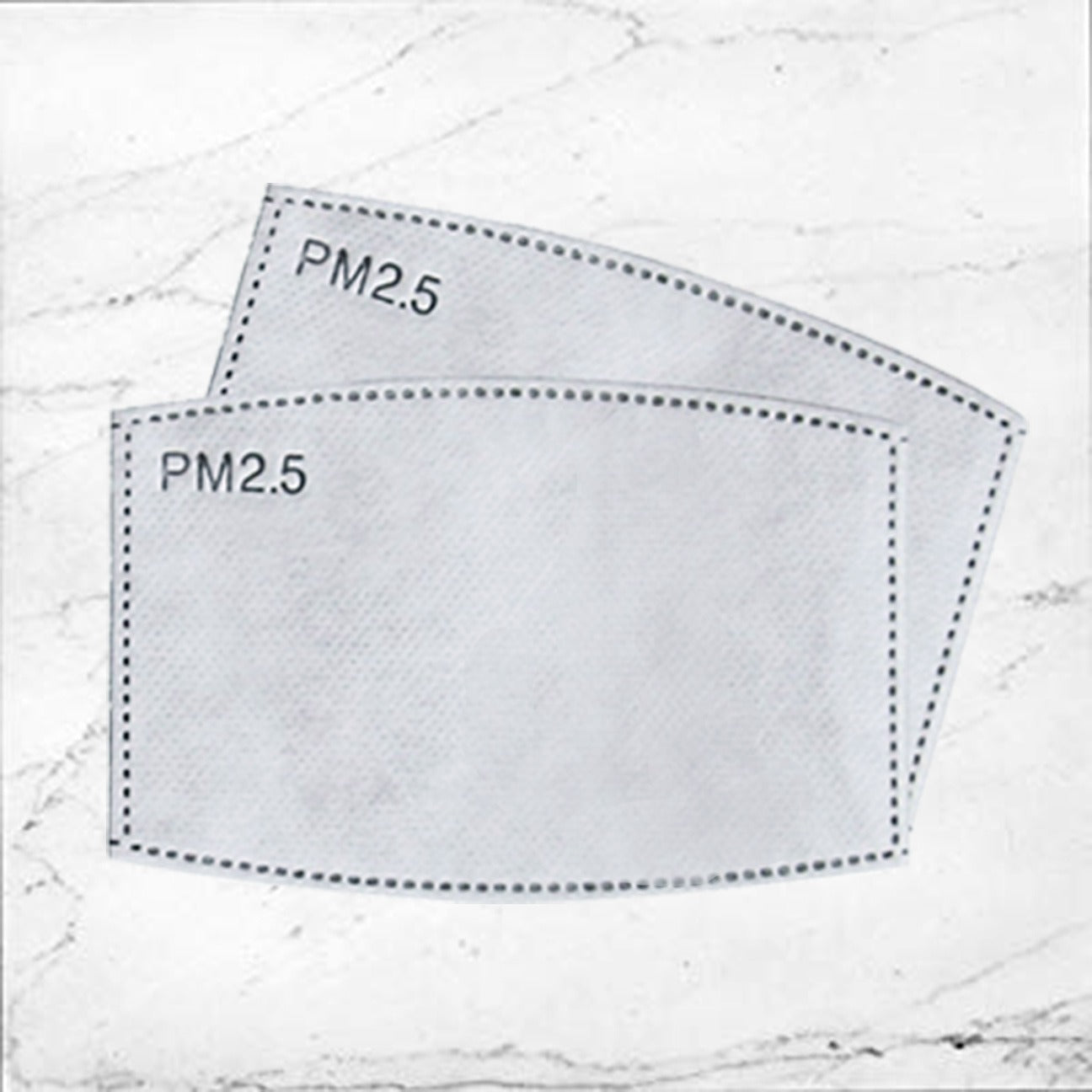 PM 2.5 5-Layer filter insert for fabric masks