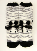 Load image into Gallery viewer, Zebra Socks in a Box
