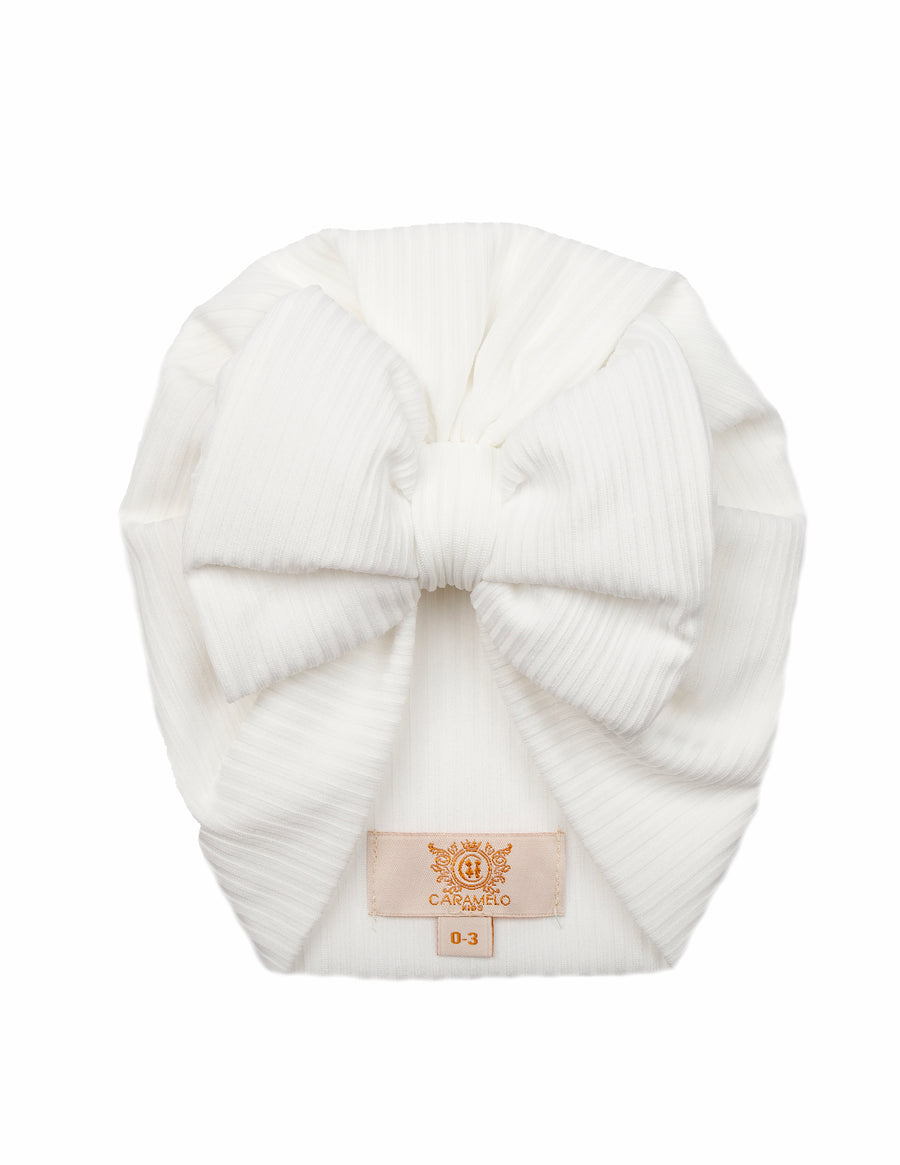 Padded Bow Turban