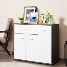 Load image into Gallery viewer, Buffet Sideboard Cabinet Console Table Storage Unit Entryway Furniture W/Shelf HW63876