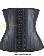Load image into Gallery viewer, Get Snatched 20 ++ Latex Steel boned Waist Trainer  - Waist Cincher for Weight Loss