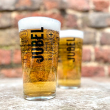 Load image into Gallery viewer, JUBEL PINT GLASSES – PAIR