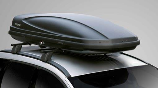 Volvo Roof Box and Roof Bars Kit - SAVE