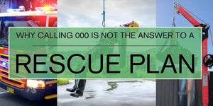 Why Calling triple Zero is not the answer to a Rescue Plan