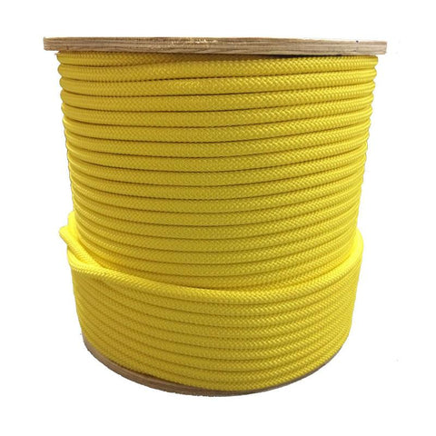 BLUEWATER Assaultline++ 11.2mm Rope - Static Bluewater 200m Yellow