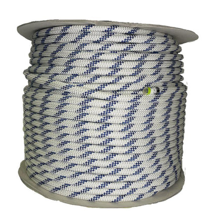 EDL SE Static Work 11.0mm snow-royal 200m Rope - Static Edelrid