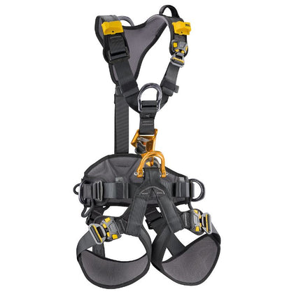 PETZL ASTRO BOD FAST international version HARNESS Petzl 0 (Sml-Med) Yellow/Black
