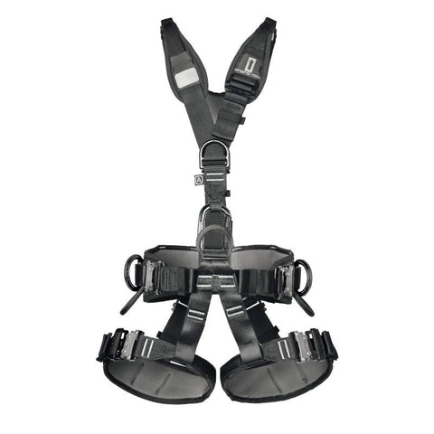 Singing Rock Expert Speed III Harness's ALS Trade S Black