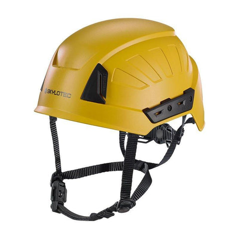 SKYLOTEC INCEPTOR GRX HIGH VOLTAGE HELMET Helmets SKYLOTEC YELLOW