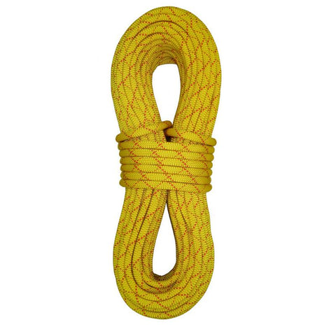 STER HTP Static 11mm - Harness Equipment Rope - Static Sterling yellow 200M