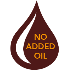 No added oil