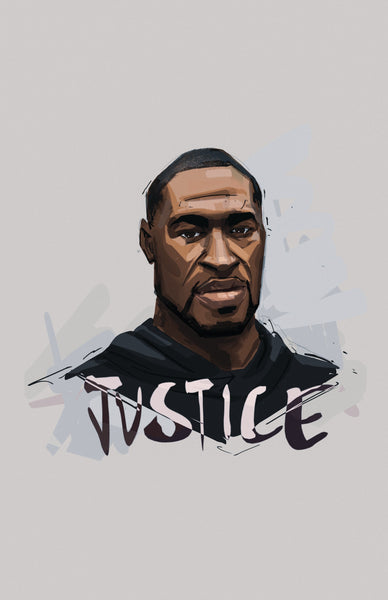 BLM Poster - Justice