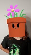 Clay Pot Head
