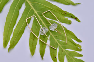 Taylor Herkimer Diamond Drop Earrings
