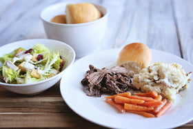 Saturday - Mississippi Pot Roast