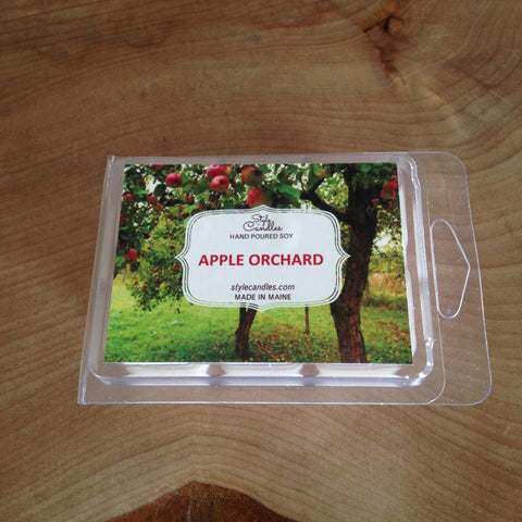 Apple Orchard Soy Wax Melts by Style Candles