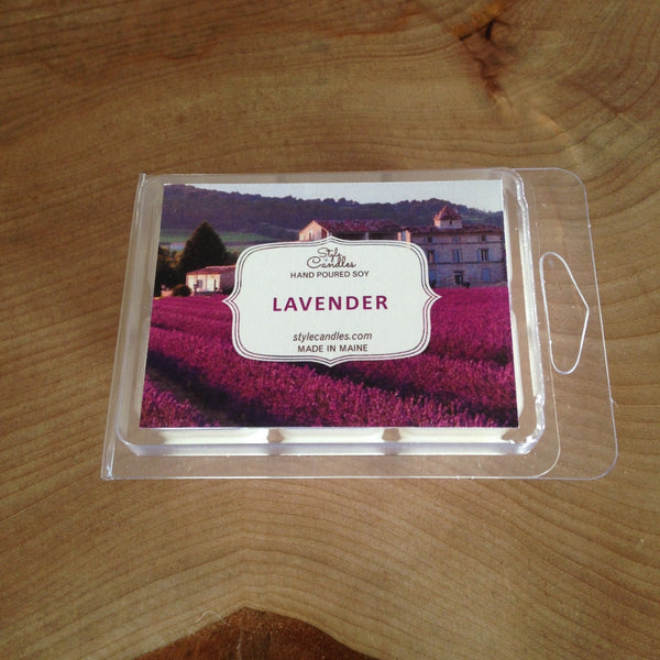 Lavender Soy Wax Melts by Style Candles