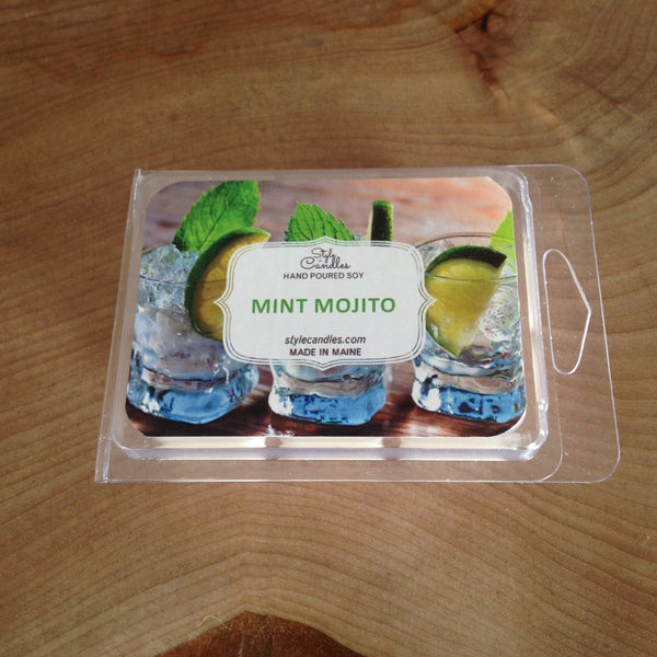 Mint Mojito Soy Wax Melts by Style Candles