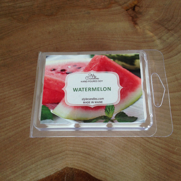 Watermelon Soy Wax Melts by Style Candles