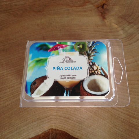Piña Colada Soy Wax Melts by Style Candles